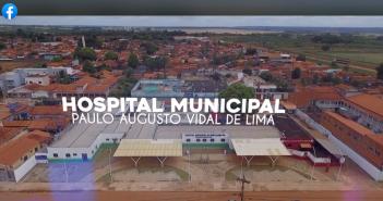 Sonho Realizado! Novo Hospital Municipal é realidade e já atende população com excelência e é referência na região.