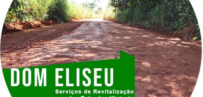 Revitalização Das Estradas Vicinais Rurais