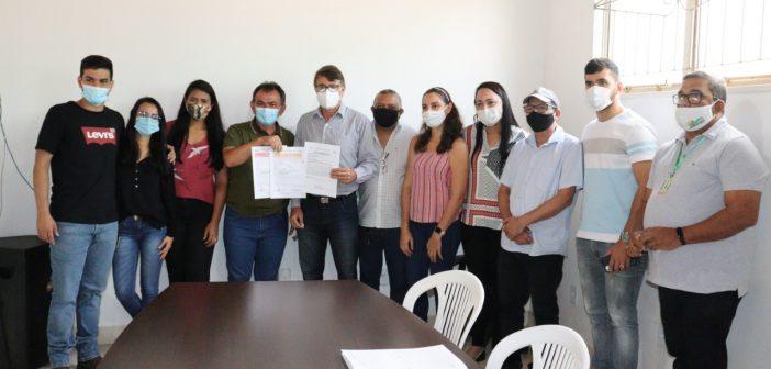Entrega de Licença de Construção do Grupo Mateus e Licença de Instalação do Matadouro
